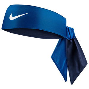 Nike DriFit Cooling Head Tie Reversible - Game Royal/Midnight Navy