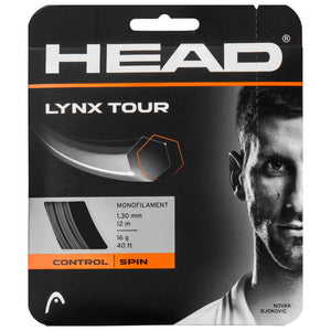 Head Lynx Tour - String Set - Grey