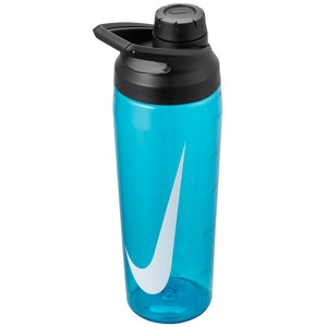Nike Water Bottle TR Hypercharge Chug 24 oz - Blue Fury