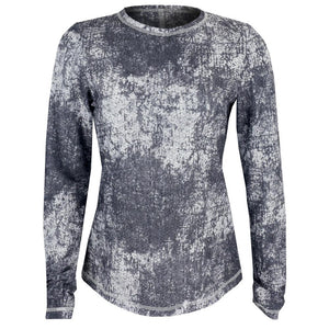 Sofibella Women's Air Flow Longsleeve Top - Cloud Burst