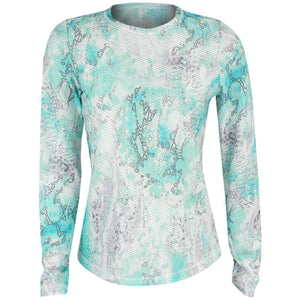 Sofibella Women's Air Flow Longsleeve - Watercolour