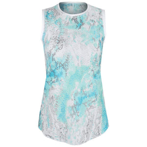Sofibella Women's Air Flow Tank - Watercolour