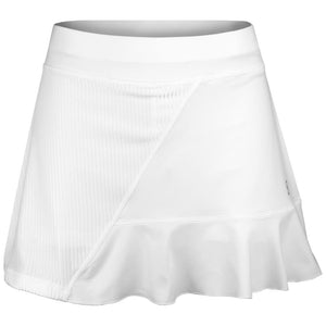 "Sofibella Women's Alignment 15"" Skort - White"