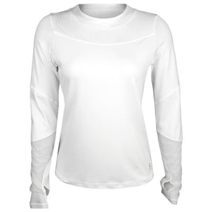 Sofibella Women's Alignment Longsleeve - White