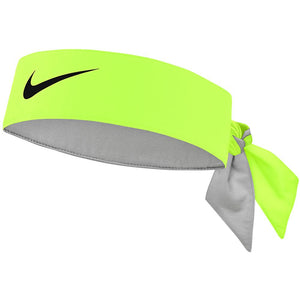 Nike Premier Tennis Head Tie - Volt/Black