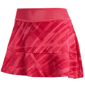 adidas Women's HEAT.RDY Match Skort - Power Pink