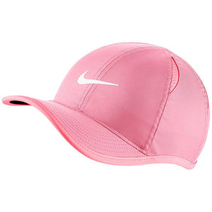 Nike Junior Featherlight Hat - Pink
