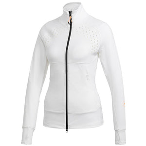 adidas Women's Stella McCartney True Purpose Jacket - White