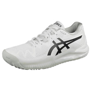 Asics Women's Gel-Resolution 8 - White/Black
