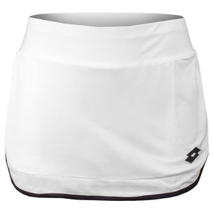 Lotto Women's Squadra Skirt - White