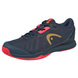 Head Women's Sprint Pro 3.0 - Dress Blue/Neon Pink