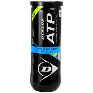 Dunlop ATP Championship - Regular Duty - Tennis Ball Can
