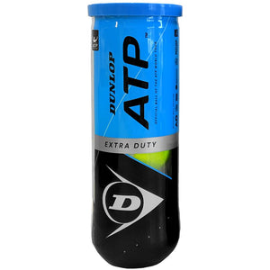 Dunlop ATP - Extra Duty - Tennis Ball Can