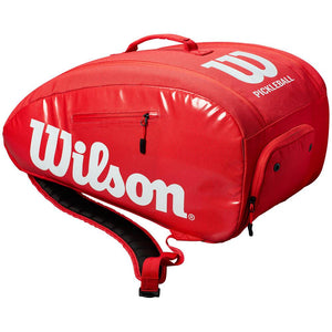 Wilson Super Tour Paddlepak Bag - Red
