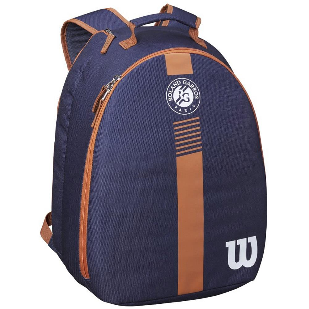 Wilson Roland Garros Youth Backpack - Navy/Clay