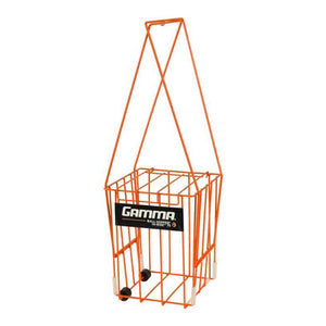 Gamma Hopper Hi-Rise 75 with Wheels - Orange