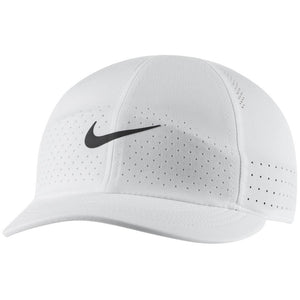 Nike Women's Nikecourt Advantage Hat - White