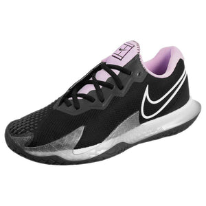 Nike Women's Air Zoom Cage 4 - Black/Pink Foam