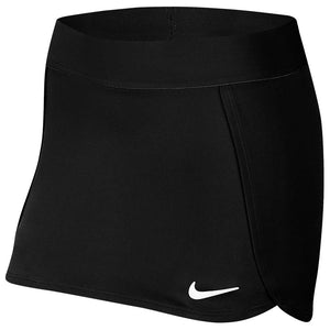 Nike Girls Court Straight Skirt - Black