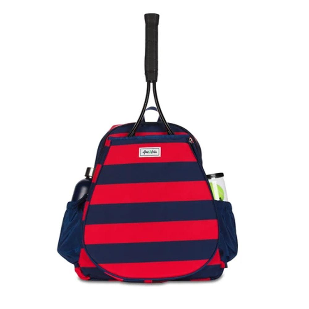 Ame & Lulu Game On Tennis Backpack - Anchor