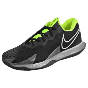 Nike Men's Air Zoom Cage 4 - Black/White/Volt