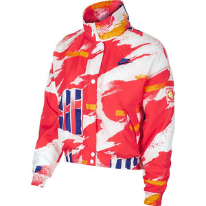 Nike Women's NY Jacket - Solar Red