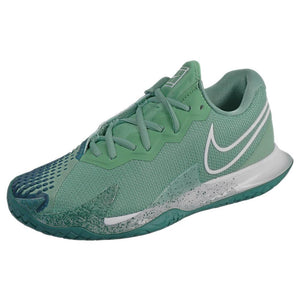 Nike Women's Air Zoom Vapor Cage 4 - Green/White
