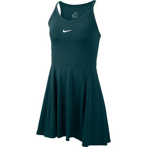 Nike Women's Court Dress - Dark Atomic Teal