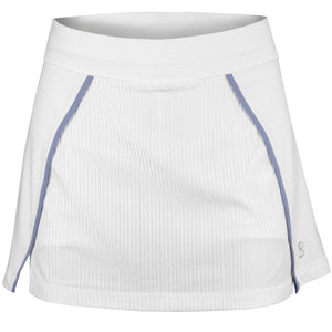 "Sofibella Women's Alignment 14"" Skort - White"