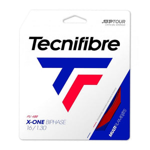 Tecnifibre X-One Biphase - String Set - Red