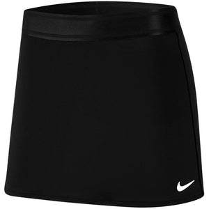 Nike Women's Court Straight Longer Length Skirt - Black