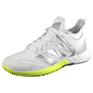 adidas Women's adizero Ubersonic 4 - Cloud White/Yellow