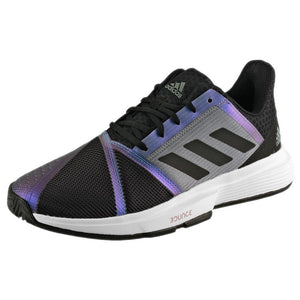 adidas Men's CourtJam Bounce - Core Black/Grey