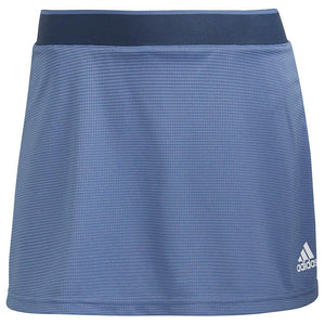 adidas Women's Club Skort - Crew Blue