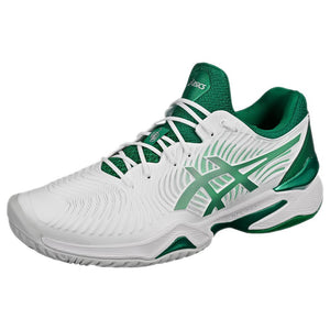 Asics Men's Court FF Novak - White/Kale