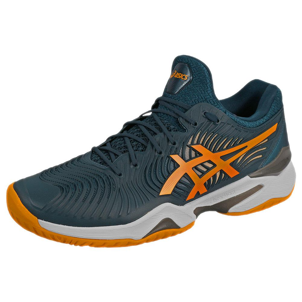 Asics Men's Court FF 2 - French Blue/Amber
