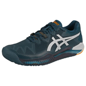 Asics Men's Gel-Resolution 8 - French Blue/White