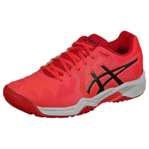Asics Junior Gel-Resolution 8 GS - Sunrise Red/Black