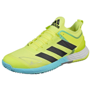 adidas Men's adizero Ubersonic 4 - Solar Yellow/Core Black