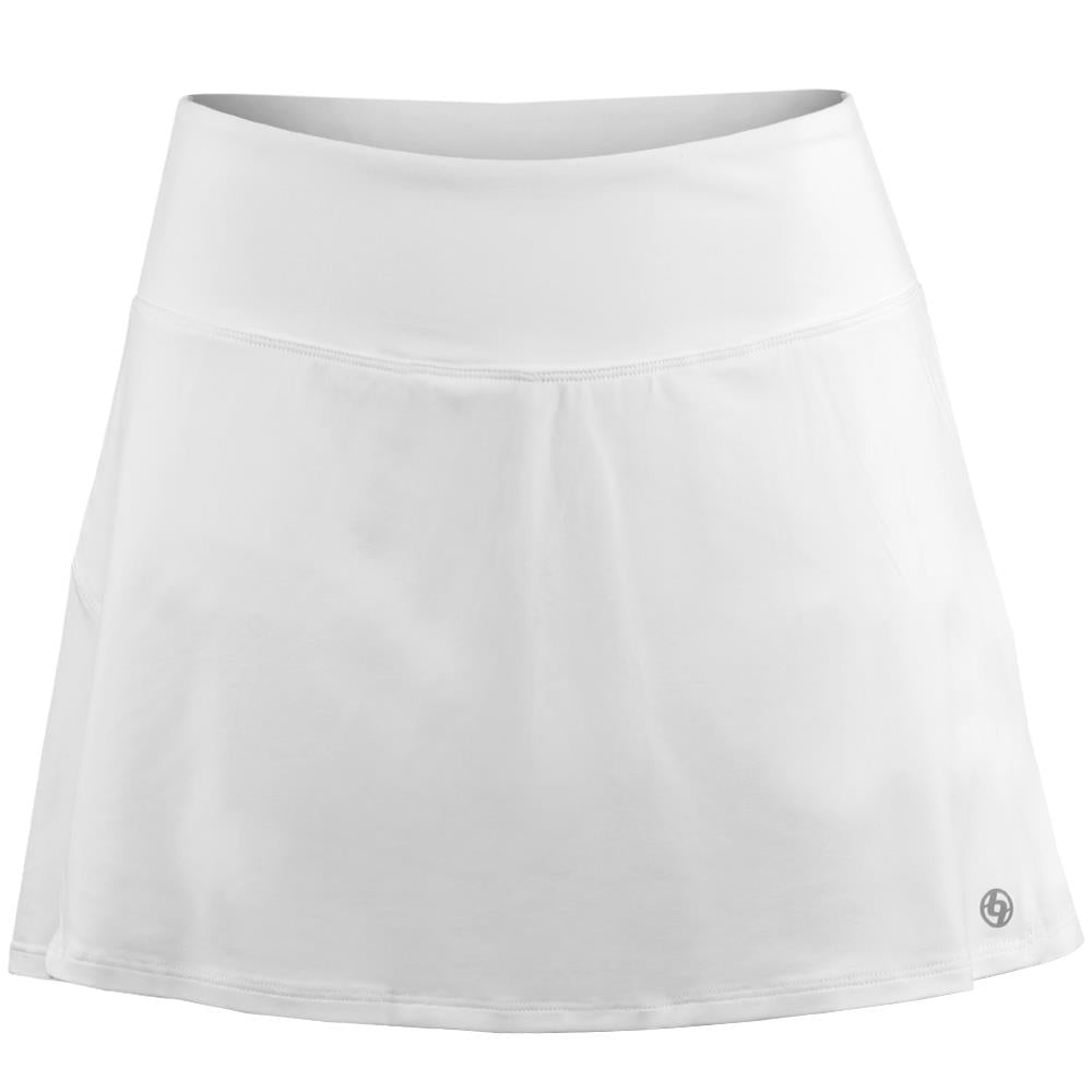 Lija Women's Grit & Glory Drill Skort - White