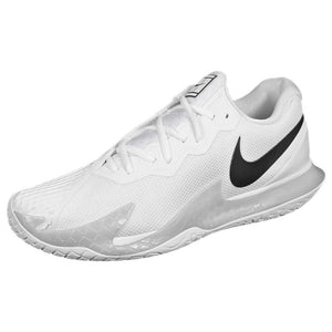 Nike Men's Air Zoom Vapor Cage 4 - White/Black