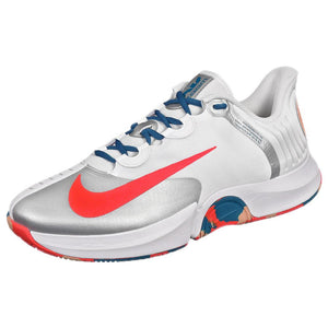 Nike Men's Air Zoom GP Turbo - White/Orange