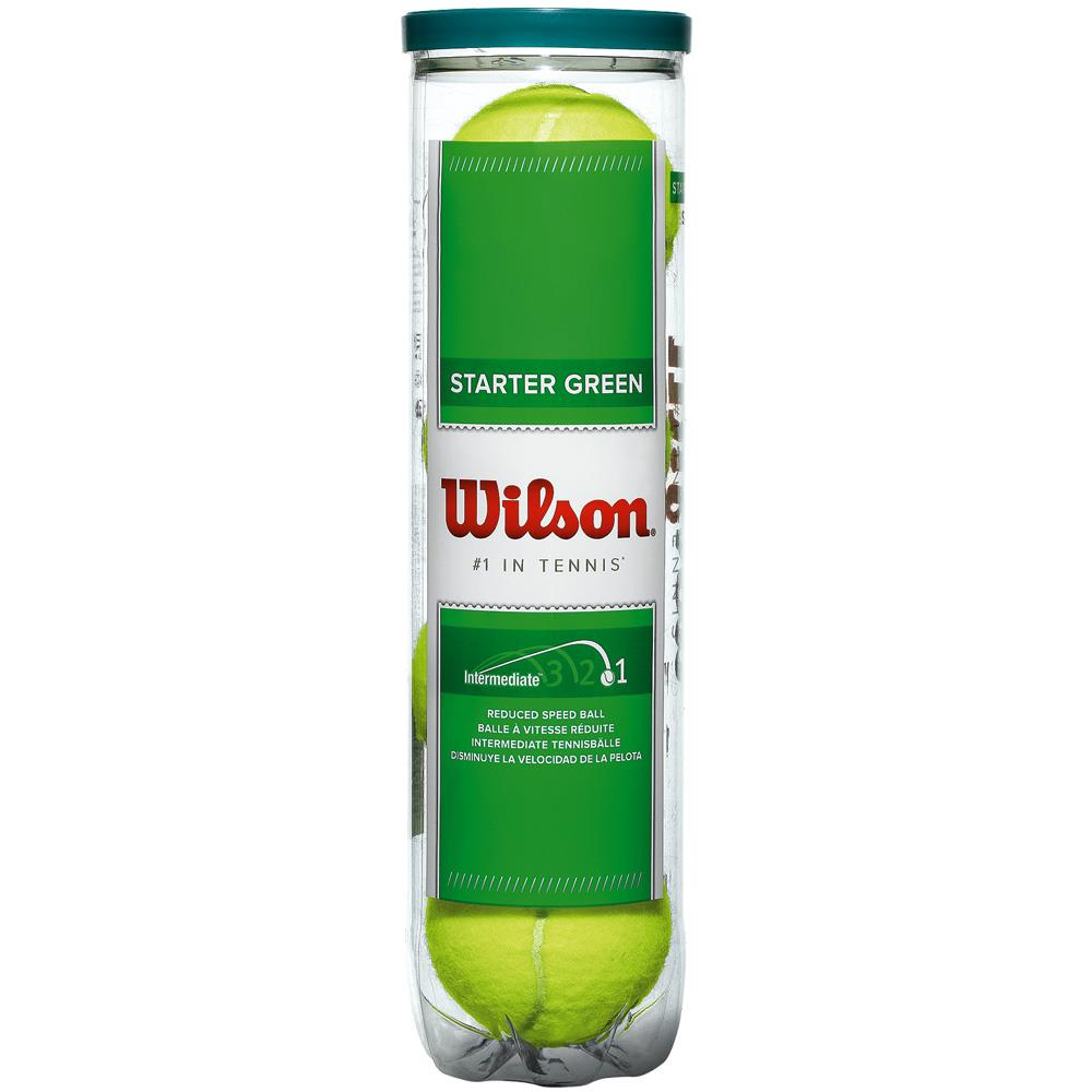 Wilson Starter Green - Tennis Ball Can