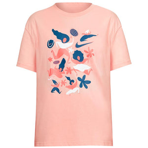 Nike Women's Court Tee - Arctic Orange