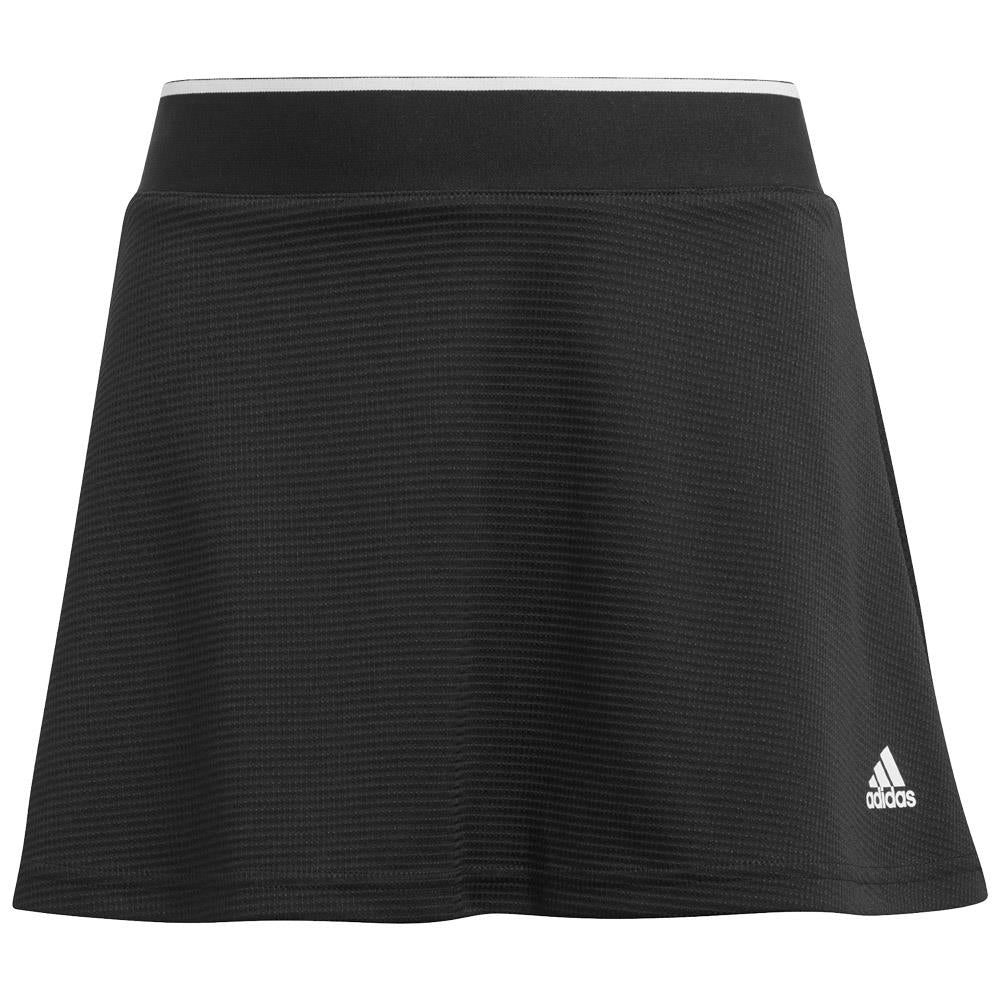 adidas Girls Club Skirt - Black