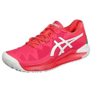 Asics Women's Gel-Resolution 8 - Pink/Cameo