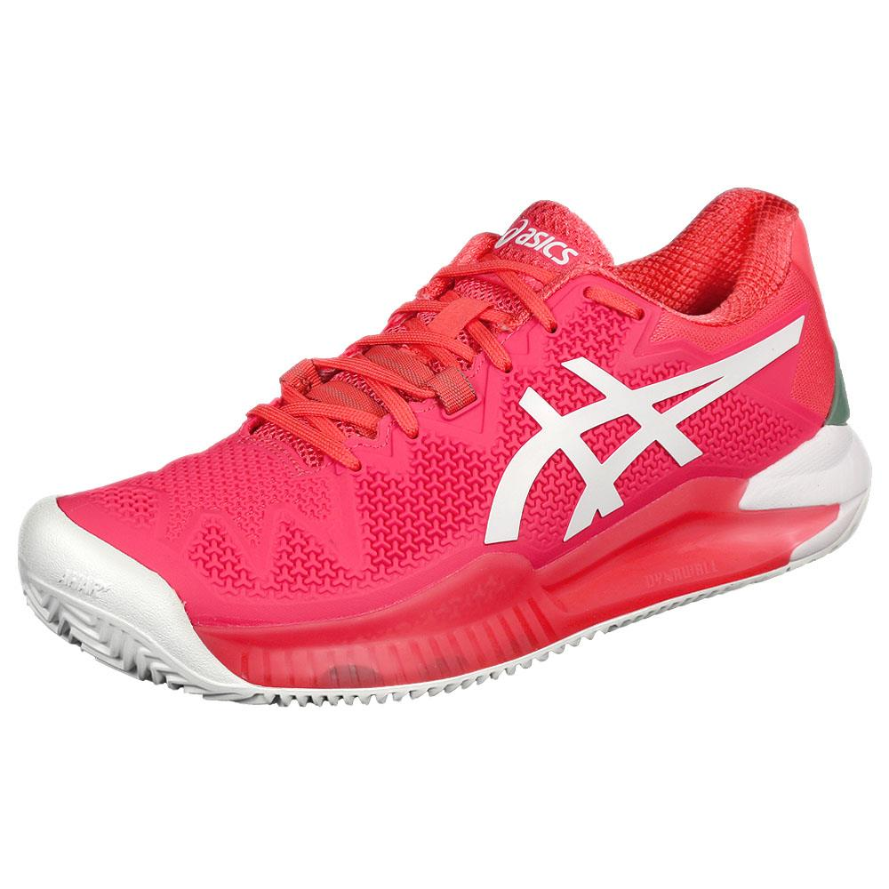 Asics Women's Gel-Resolution 8 - Clay - Pink Cameo