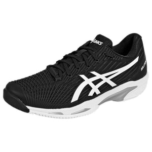 Asics Men's Solution Speed FF 2 - Black/White