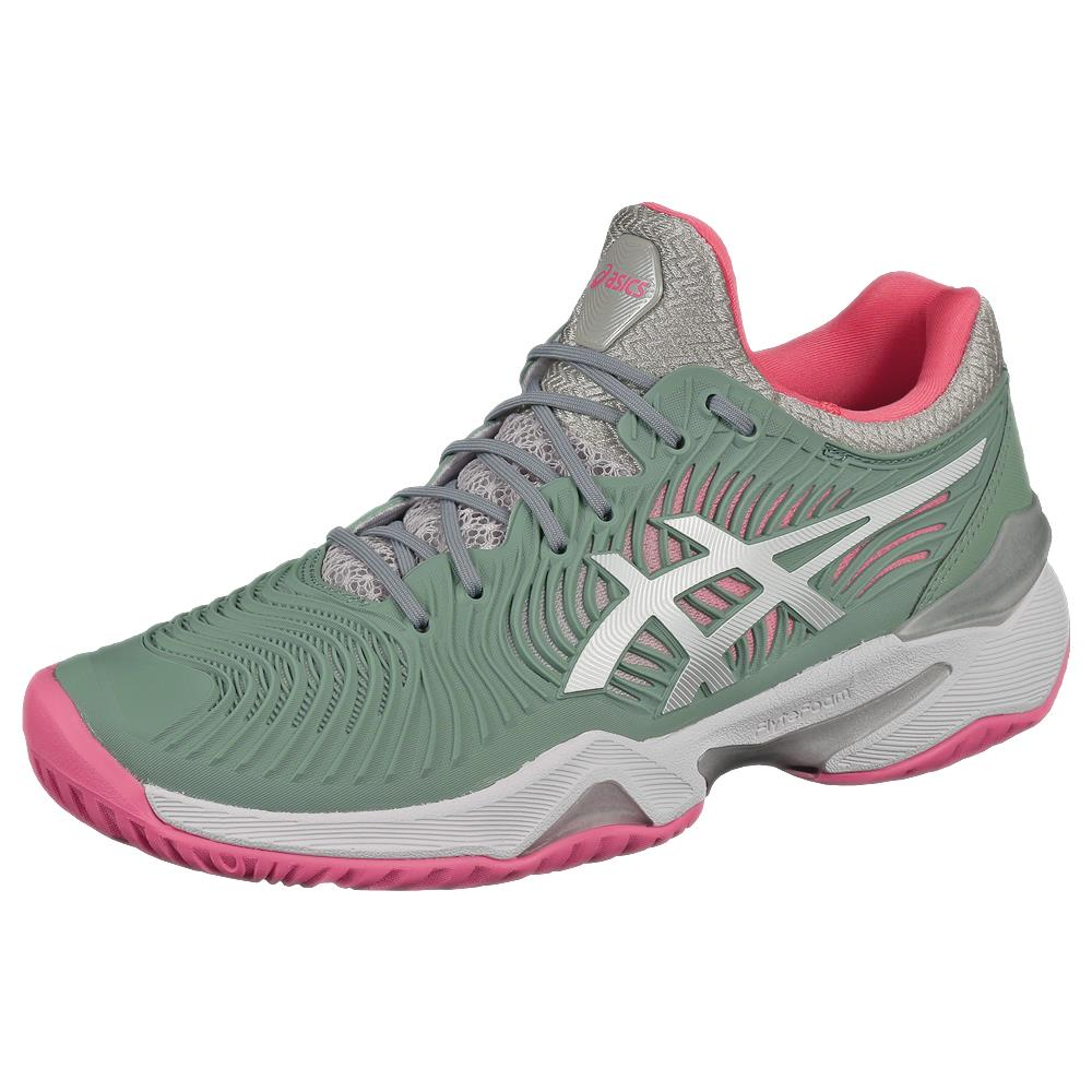 Asics Women's Court FF 2 - Slate Grey/White
