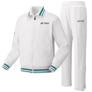 Yonex Men's 75th Anniversary Suit - White